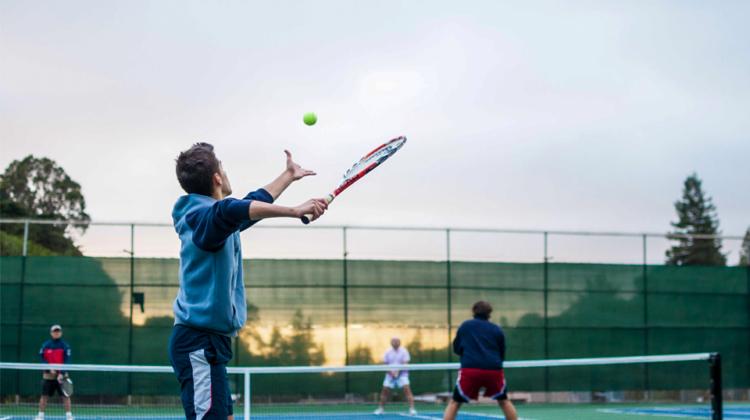 Effetti del tennis